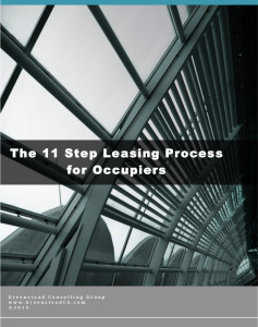 The Occupiers' 11 Step Leasing Process Cover